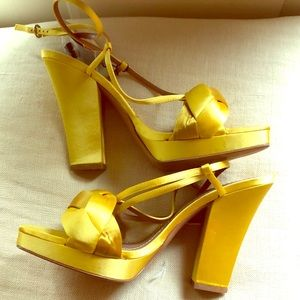 NWT Excellent Condition Zara Sandals 7.5 (38)